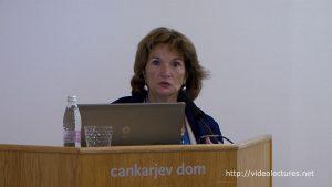 Welcome author: Stamenka Uvalić-Trumbić, former UNESCO