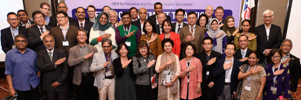 Asia Regional Consultation on Open Educational Resources