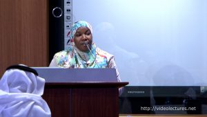 Rania Edrees Adam Mohammad, Open University of Sudan