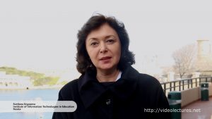 Interview with Svetlana Knyazeva, UNESCO Institute for Information Technologies in Education
