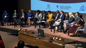 Ministerial Panel: The Importance of OER for SDG 4 from the National Perspective