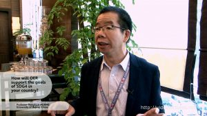 Interview with Ronghuai Huang, Beijing Normal University