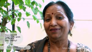 Interview with Madhulika Kaushik, ​Wawasan Open University
