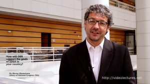 Interview with Werner Westermann, Library of National Congress Chile