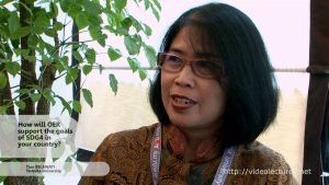 Interview with Tian Belawati, Universitas Terbuka (Indonesia Open University)