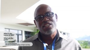 Interview with Heroldt Murangi, Namibian College of Open Learning (NAMCOL)