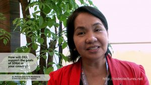 Interview with Melinda dela Pena Bandalaria, ​University of the Philippines Open University