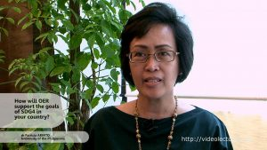 Interview with Patricia Arinto, ​University of the Philippines Open University