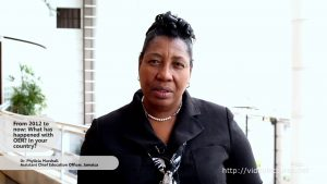 Interview with Phylicia Marshall, Ministry of Education Jamaica