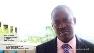 Interview with Christopher Jibreel Maiyaki, National Universities Commission (NUC)