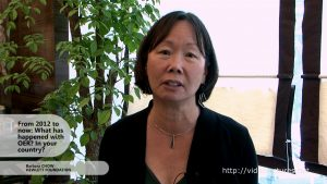 Interview with Barbara Chow, William and Flora Hewlett Foundation